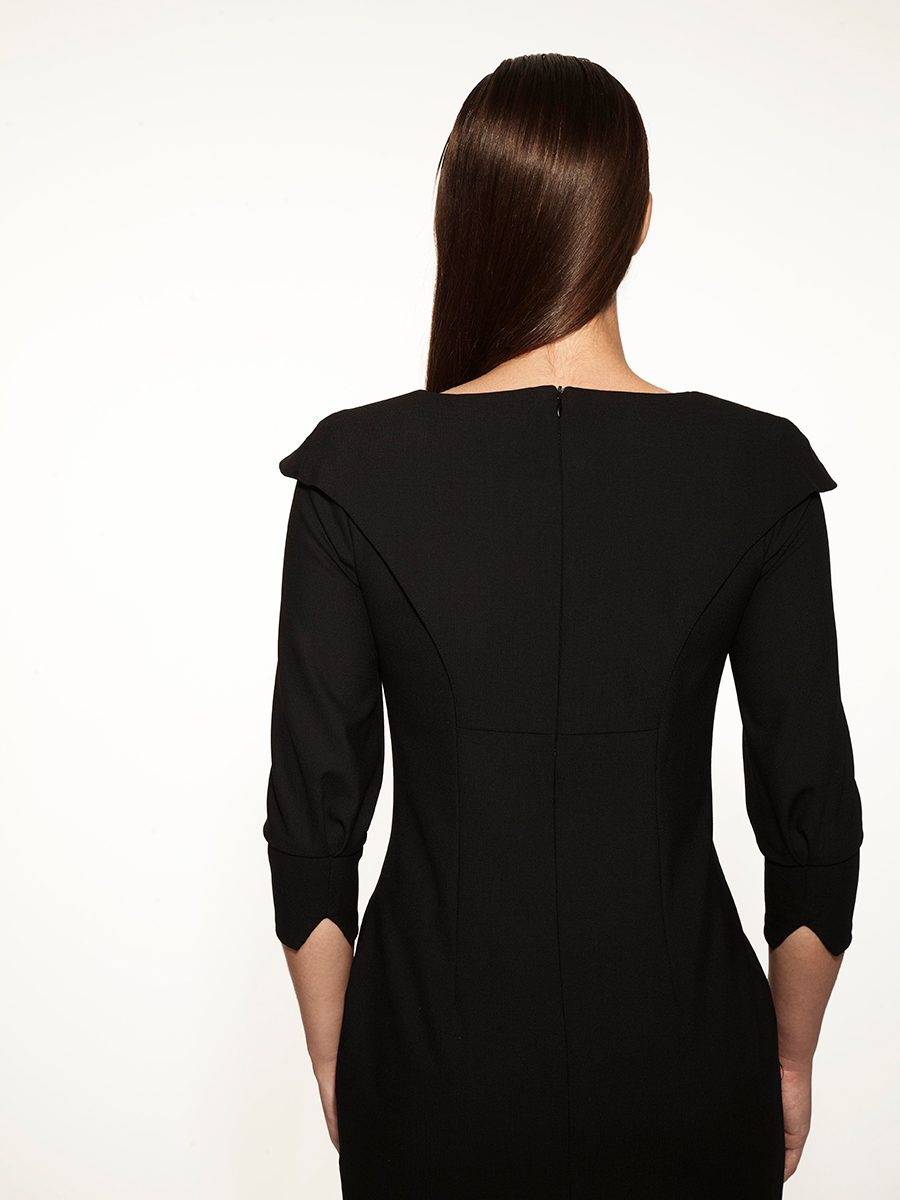 Kurt Geiger - dress - back